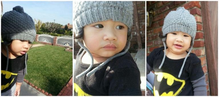 Happy 10 months to my chunky nephew!